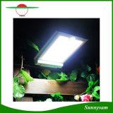 庭の通りのための極度の明るい46 LEDの屋外の太陽エネルギーライトPIR動きセンサーの機密保護の防水太陽ランプ