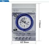 24 horas Intervalo de tiempo AC 230V Sul181d Electronic Mechanical Time Switch