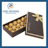 Luxury Brown Chocolate Packing Box (CMG-PCB-006)
