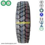 12r22.5 Ruedas Neumático de remolque TBR Steer Drive Neumático de neumático