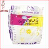 Tecidos descartáveis do bebê do bom preço do OEM da fábrica de China