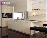 カスタマイズされた光沢のある紫外線フラットパックの食器棚(多くのデザイン)