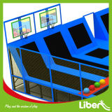 Foam Pitの屋内Combined Amusement Trampoline Park
