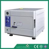 Медицинский польностью автоматический тип автоклав микрокомпьютера стерилизатора пара верхней части таблицы