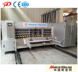 Full Automatic 4 Colors Carton Ink Printing and Die-Cutting Machine