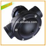 2 válvula de solenóide de nylon hidráulica do filtro de água PA6 do controle do diafragma da maneira