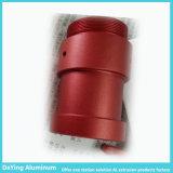 Metal do CNC da fábrica que processa o perfil de alumínio industrial excelente do tratamento de superfície