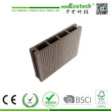 Madeira-Plastic Composite Flooring Technics e Engineered Flooring Type Wood Plastic Composite Decking