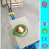 Horno fusorio del desecho de la inducción de cobre de la frecuencia intermedia