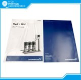 Preiswerte Fabrik-Drucken-überzogenes Papier-Geschäfts-Broschüre