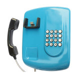 Do telefone público do serviço público do sistema de endereços de VoIP telefone à prova de intempéries Knzd-04A