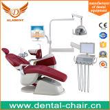 Самый лучший продавая толковейший зубоврачебный стул с европейским типом светильником СИД