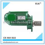 Motor de van uitstekende kwaliteit van de Kraan van Elanden 1.1kw met Buffer
