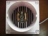 """4 """" /5 """" /6 do """" de ventilador banheiro/exaustor com indicação do diodo emissor de luz"""