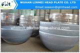 圧力容器または皿に盛られたタンクヘッド帽子のための半球ヘッド