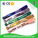 Bracelets faits sur commande de carte d'IDENTIFICATION RF pour le cadeau promotionnel