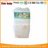 Pañal respirable del bebé de la alta calidad que cuida en exceso disponible