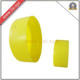 Chapeaux en plastique d'embout fileté de pipe de tube (YZF-H157)