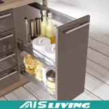 O espaço da cesta da gaveta conserva a mobília dos gabinetes de cozinha (AIS-K290)