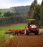 Foton Lovol 50HP, 4WD Tractor agricola con el CE, europea EPA y Euro Stage Certificado III