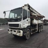 Sany Konkret-Pump mit 6cylinders/Isuzu Truck (2005year) mit Oberseite-Quality Well-Maintenance