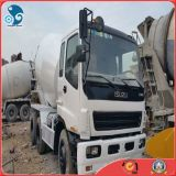 Het ageren van Speciale Vrachtwagen van de Concrete Mixer Isuzu van de Vrachtwagen de acht-kubiek-Meters Gebruikte (model-CXZ81K)
