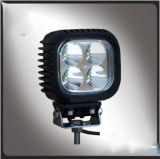 Luz del carro de la inundación LED de la luz 24W del trabajo de los faros del automóvil para la iluminación del carro