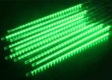 Nuovo indicatore luminoso del tubo della meteora di disegno LED impermeabile per la decorazione esterna