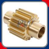高精度および高性能の黄銅ギヤ