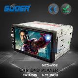 Touch Screen 2 LÄRM Autoradio videogps-DVD-Spieler für Auto mit Bluetooth (MCX-6952)