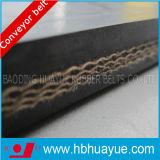Álcali ácido resistente químico de goma Width400-2200mm resistente de la banda transportadora