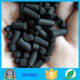 Активированный уголь лепешки угля для обработки газа в рафинировке петролеума