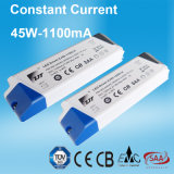 45W 1.2A konstante Stromversorgung des Bargeld-LED mit RoHS SAA