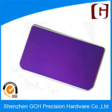 Подвергать механической обработке CNC части точности выполненный на заказ стальной (GCH15002)