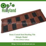 Azulejo de acero revestido de piedra (tipo de la ripia HL1104)