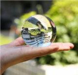 De Decoratie van het huis ontruimt de Kristallen bol van 60mm (Ks2014086)