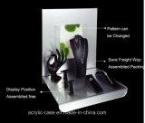 Visualización de acrílico del contador de la joyería de los nuevos productos