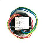 Transformateur de puissance de type R, faible fuite magnétique et haute efficacité (XP-R80-101)