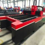 Machine de gravure de découpage de laser de feuille de tube en métal d'équipement aéronautique
