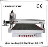 Jinan водя филировальную машину CNC древесины CNC 1530 с автоматическим изменителем инструмента