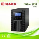 UPS en línea pura 1kVA/800W de la onda de seno
