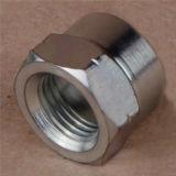 90 ajustage de précision hydraulique de cône de degré de Bsp Female60 de degré