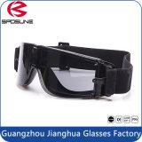 Tipo militar vendedor superior lentes militares multiusos de los anteojos tácticos de Painball
