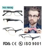 2016 plus défuntes lunettes de mode de bâtis optiques de lunetterie