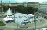 Шатер свадебного банкета полигона высокого пика специальной конструкции 20 x 50m смешанный для торговой выставки