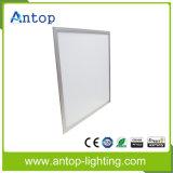 595*595 603*603 hängende/vertieftes weißes LED-helles Panel 620*620mm