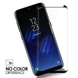 2017 горячий продавая протектор изогнутый 3D полного охвата клетки/мобильного телефона экрана протектора случая содружественный Tempered стекла экрана для Samsung, галактика S8 Samsung плюс
