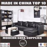 Hauptmöbel-Wohnzimmer-Set-ledernes Feder-Sofa von Australien