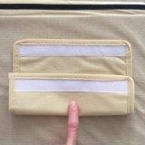 Sacola de armazenamento de 8 bolsas de grade para armário