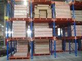 Industrielles Lager-Speicher-Metalllaufwerk durch Zahnstange